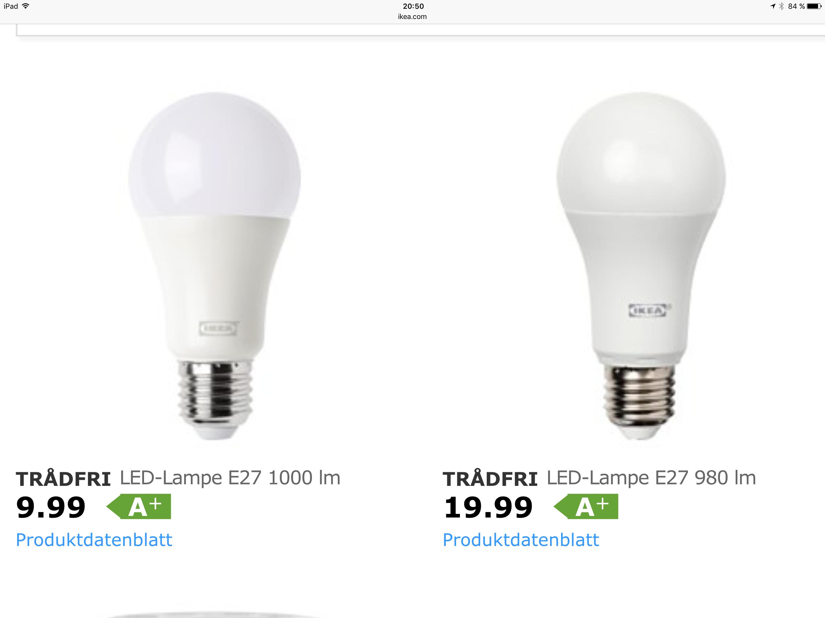ikea bringt zigbee lampen - smart home welt - homee | community